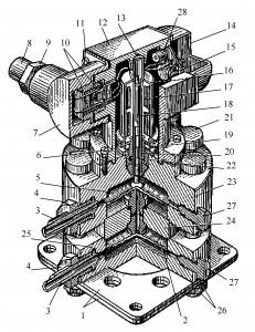 Внешний вид преобразователя моделей 41003 и 41004