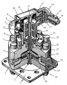 Внешний вид преобразователя модели 41001