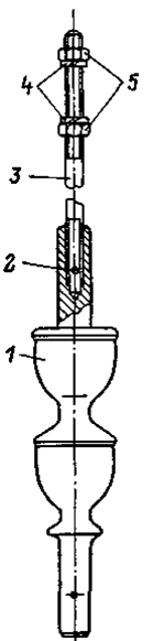 Плунжерная пара клапана