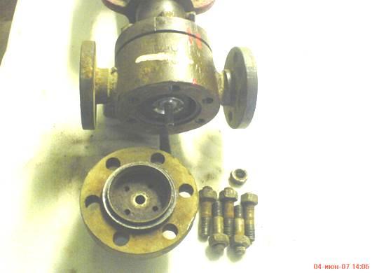 Ремонт корпусов и крышек исполнительных устройств клапана