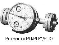Ротаметр РП, РПФ, РПО